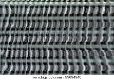 Aluminum Fins Of Heat Exchange Unit Of Air Conditioner