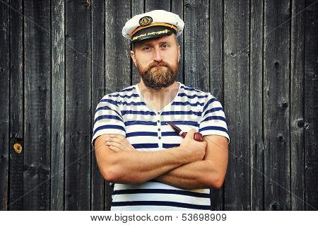Seasoned sailor