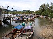 Boats In Ao Nang (2)