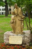 picture of magdalene  - statue of st - JPG