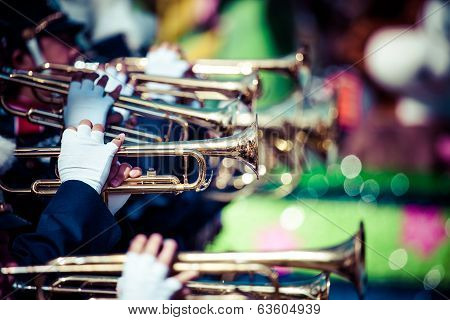 Brass Band Parade
