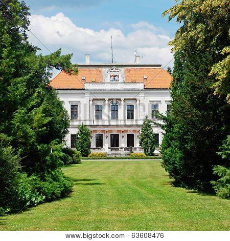 Manor-house In Arboretum, Slovakia