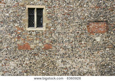 Ancient Wall St Albans