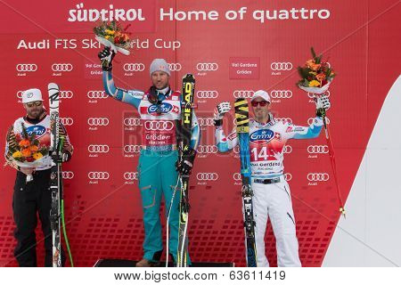 FIS SKI WORDL CUP SUPER G SLALOM