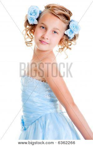 Beautiful Small Princess