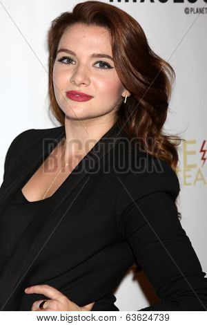 LOS ANGELES - APR 17:  Katie Stevens at the  Drake Bell's Album Release Party for
