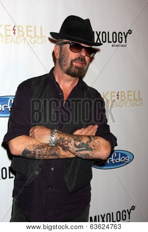 LOS ANGELES - APR 17:  Dave Stewart at the  Drake Bell's Album Release Party for