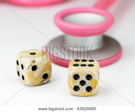 Ivory Healthy Dice Choice
