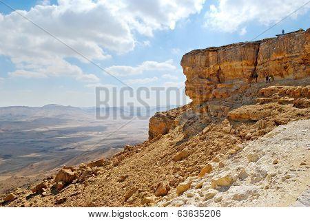 Makhtesh Ramon  Crater