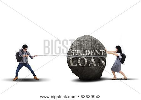Getting student loan