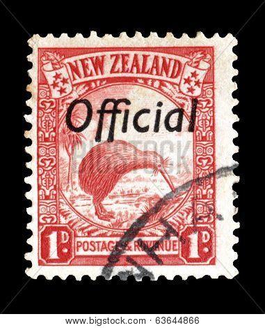 New Zealand 1935
