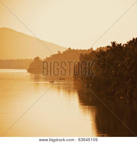River ladnscape