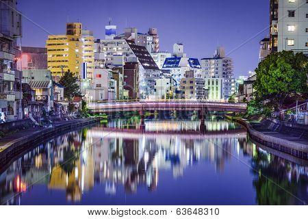 Wakayama City, Wakayama Prefecture, Japan.