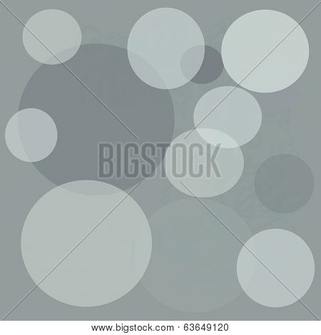 Background Abstraction With Circles.