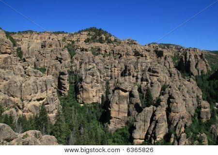 Maple Canyon Vista