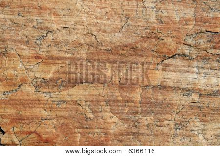 Layered Rock Background