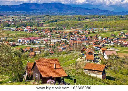 Green Village Of Zagorje Region