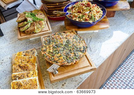 Frittata And Other Salads