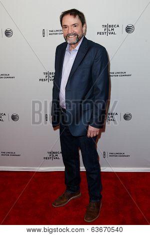 NEW YORK-APR 18: Director Phillip Schopper attends the