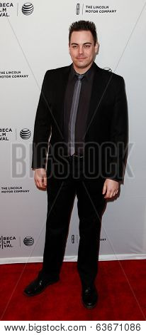 NEW YORK-APR 18: Director Keith Patterson attends the