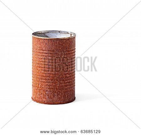 Rust Tin Can