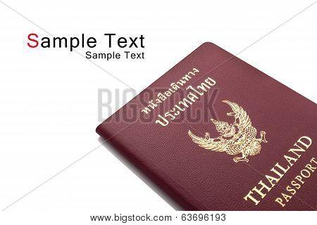 thailand passport