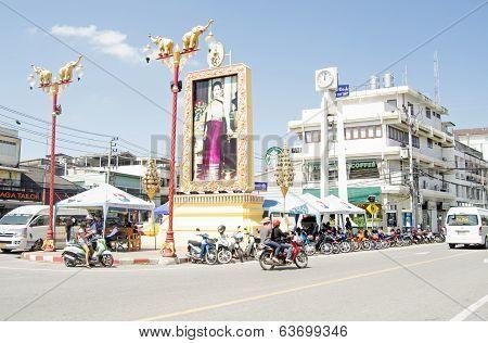 Hua-Hin Town Centre, Thailand