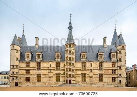 Nevers - Ducal Palace