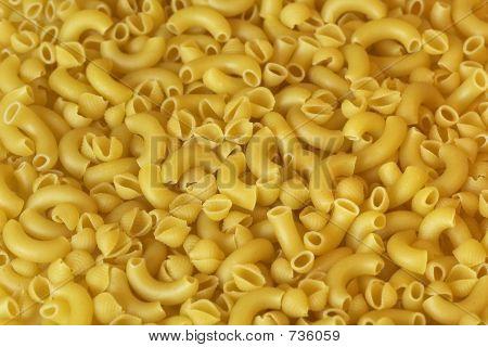 Macaroni & mini shells