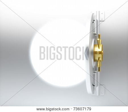 Open vault