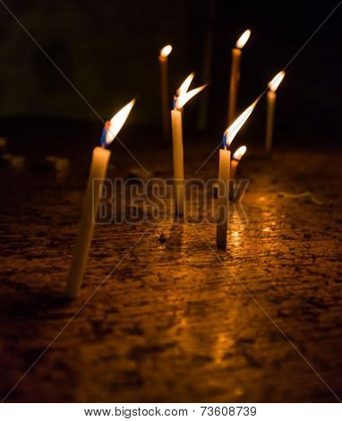 The Dying Candles
