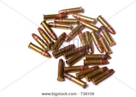 .22 caliber rimfire ammunition