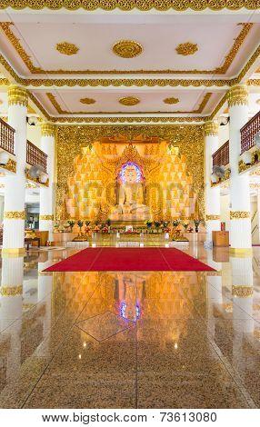 Burmese Temple, Singapore