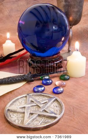 Witchcraft Objects 5