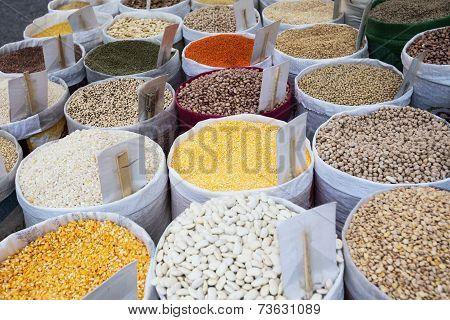Colorfull Legumes