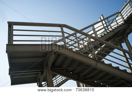 Railway Footbridge