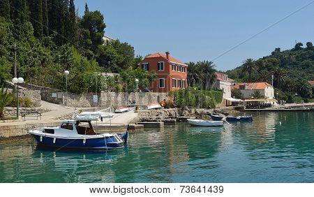 Donje Celo Kolocep Island Croatia