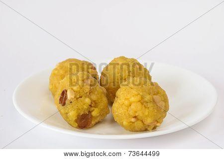 Indian Sweet - Boondi Laddoo