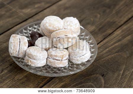 Vanilla Cookie