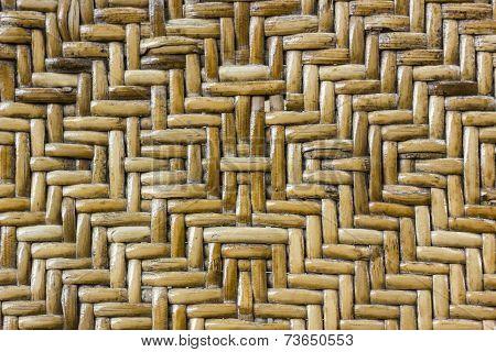Wooden Weave Texture