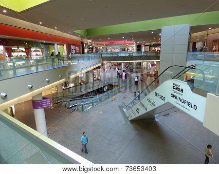 Tavira Gran-Plaza Shopping Mall.