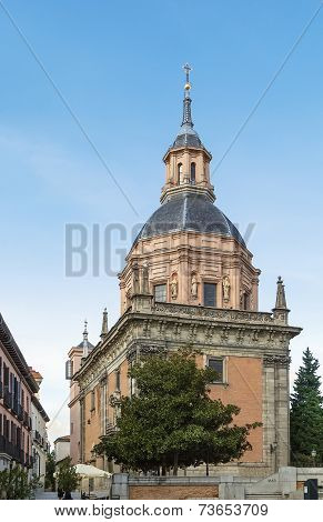 Church Of San Andres, Madrid