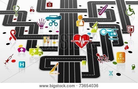 Medical infrastructure