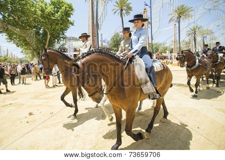 Fair Of Jerez