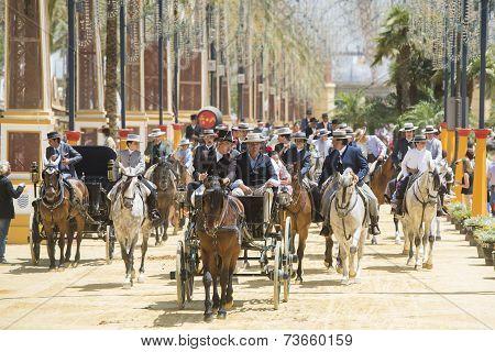 Fair Of Jerez