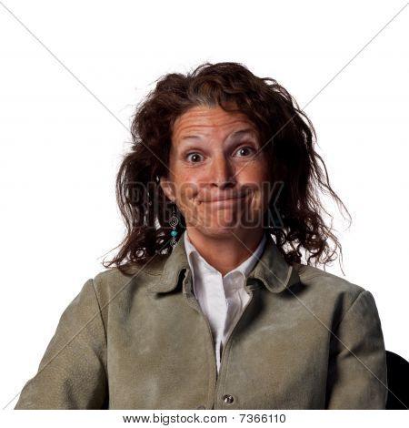 Smug Portrait