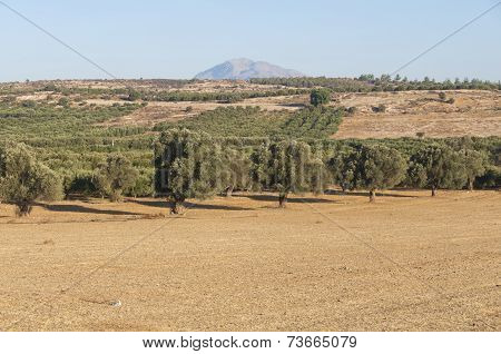 South Crete near Matala