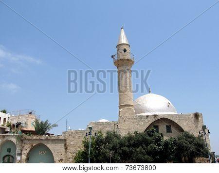 Akko Sinan Pasha Mosque 2008