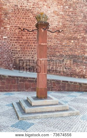 Pillory Of Silves