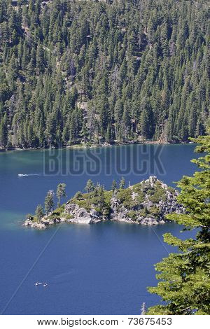 Lake Tahoe Scenic Vista
